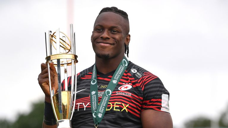 Saracens are back in the Premiership with their season starting on Friday