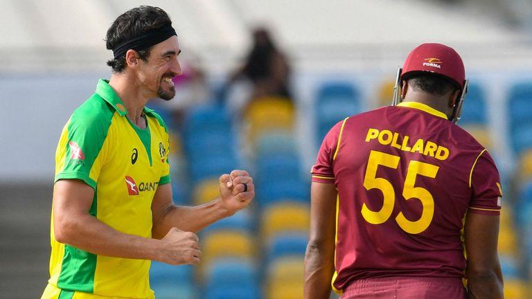 Kieron Pollard criticises 'unacceptable' pitch as West Indies lose 2-1 to