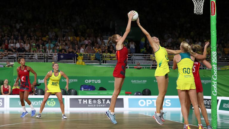 Netball has been part of the Commonwealth Games since 1998, but has never been part of the Olympic programme