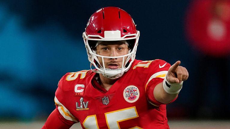 Patrick Mahomes: Kansas City Chiefs quarterback invests in MLS side Sporting