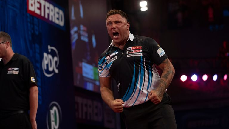 Gerwyn Price calls for public respect after being booed at World Matchplay |  Darts News
