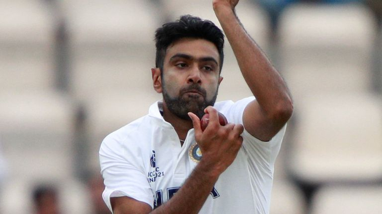 Ravi Ashwin will feature for India in the five-match Test series against England starting on August 4