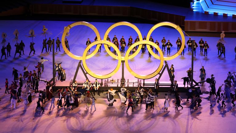 The Opening Ceremony marked the formal start of the delayed Tokyo 2020 Games