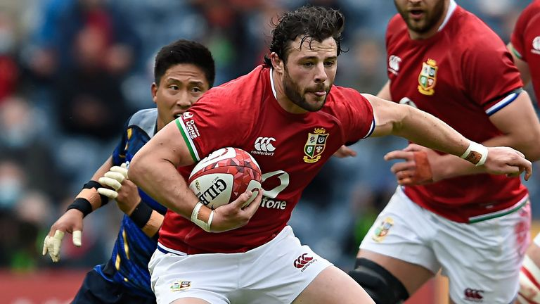 Robbie Henshaw's hamstring injury has made 13 a problem position to fix
