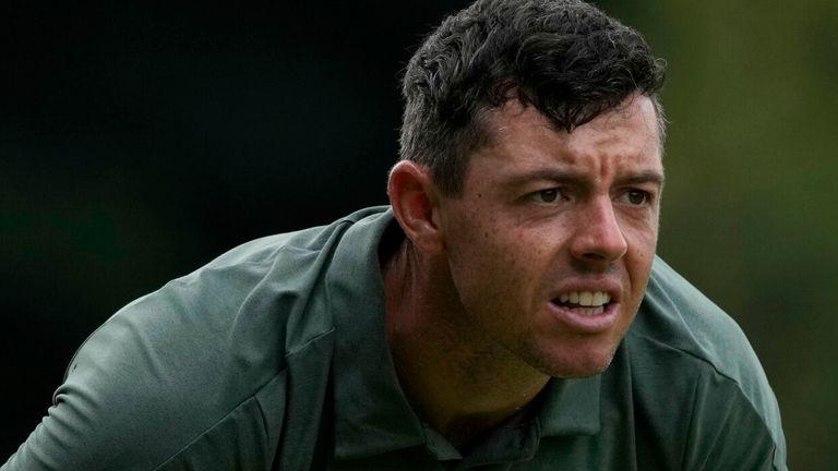 Rory McIlroy is representing Team Ireland alongside Shane Lowry this week