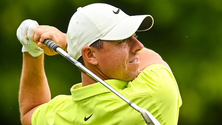 Rory McIlroy will be looking to claim a first major title since 2014 later this month