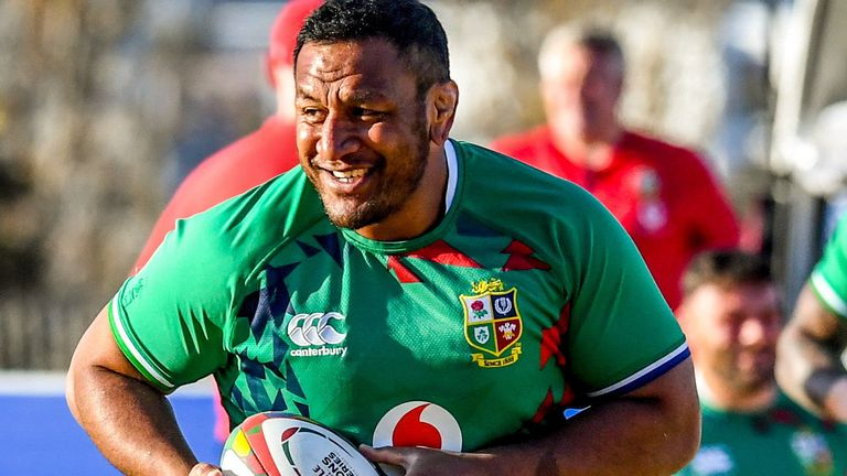Mako Vunipola comes into the starting line-up for Wednesday's game against the Sharks