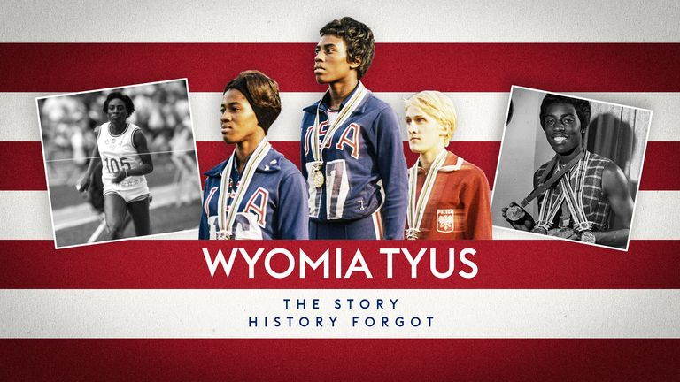 The first back-to-back Olympic 100m champion Wyomia Tyus talks about her achievements, being a successful black female athlete, and why she protested at the 1968 Olympics in Mexico City