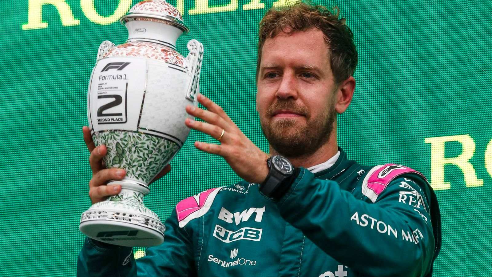 Sebastian Vettel Hungarian GP disqualification: Aston Martin confirm appeal and right of review request