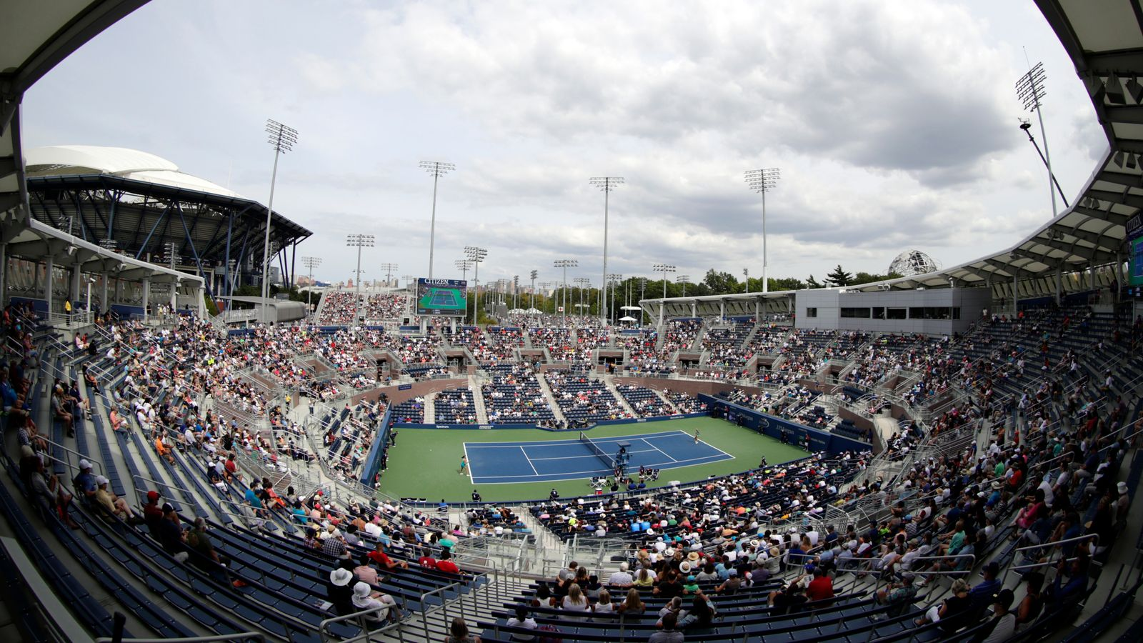 US Open says fans must have proof of COVID-19 vaccine for entry | Tennis News | Sky Sports