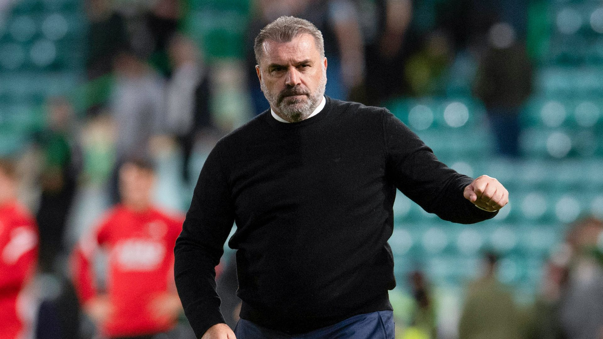 Postecoglou aiming for 'less chaotic' January transfer window