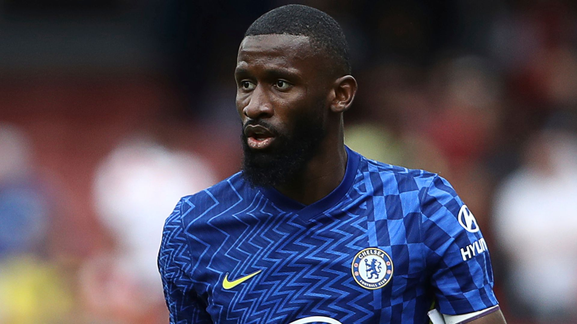Rudiger weighing up Chelsea future