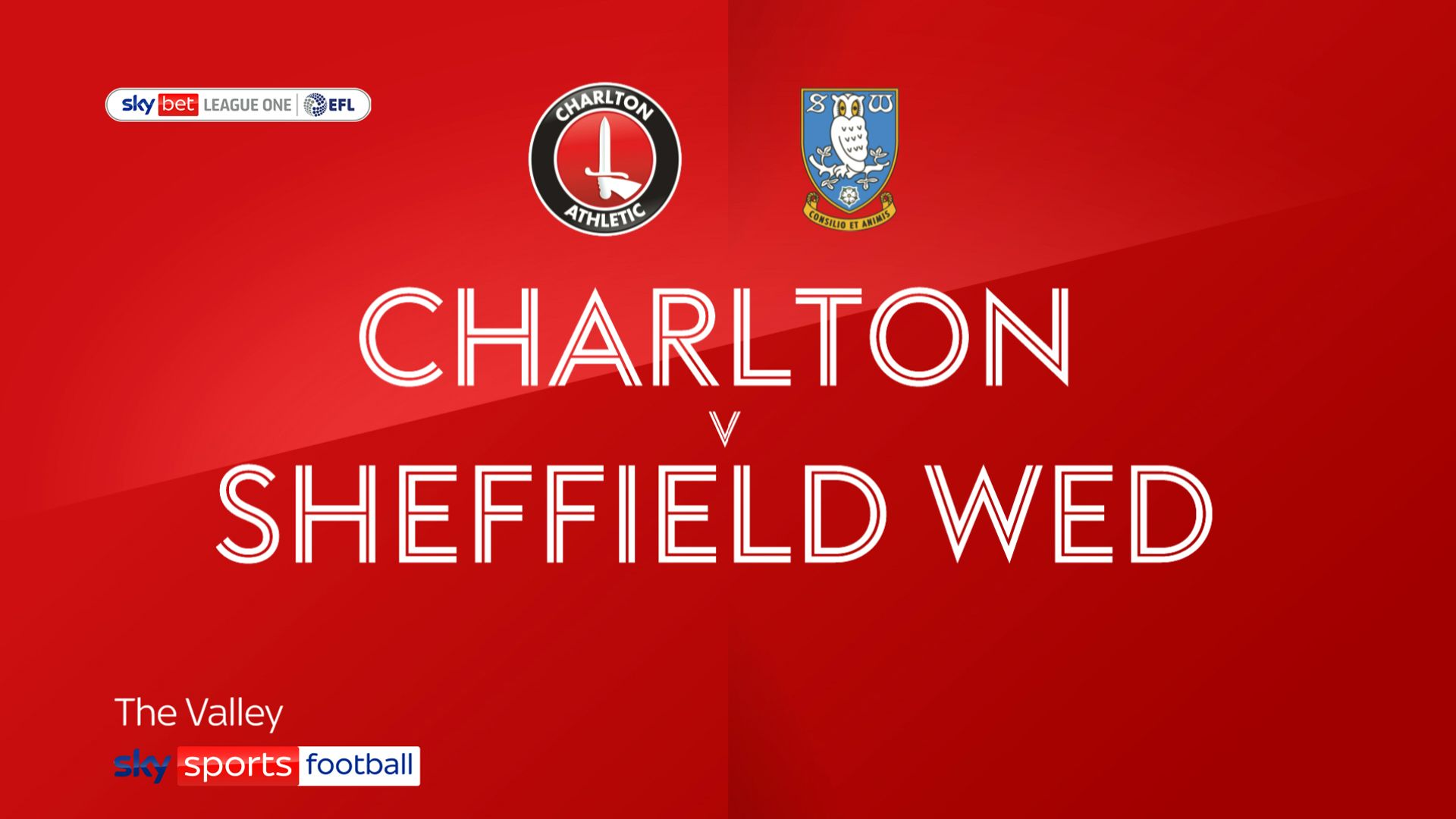 Charlton, Sheff Wed battle to goalless draaw