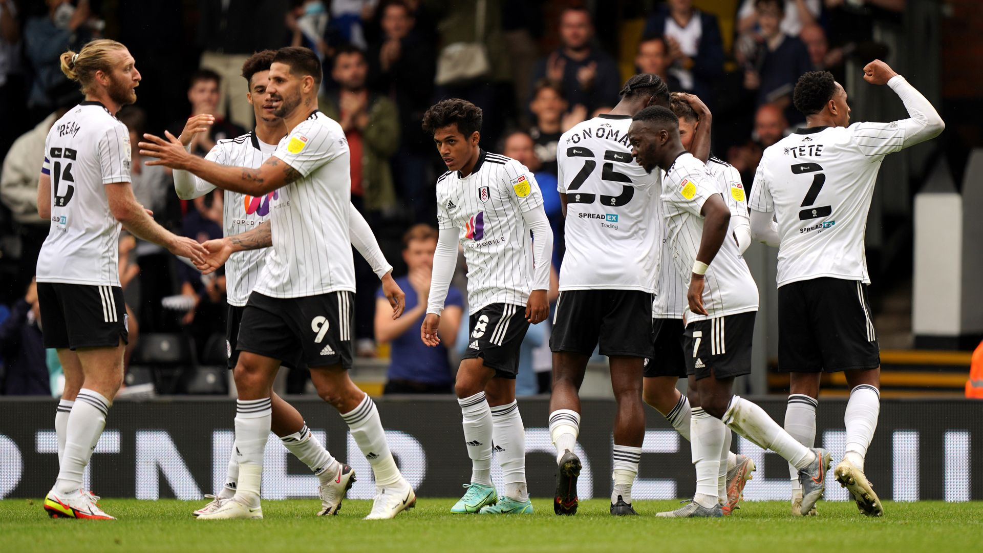 Wilson scores on debut as Fulham held by Boro