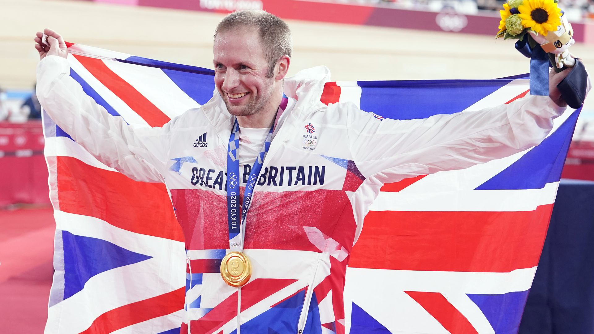 Kenny wins gold to become most successful GB Olympian