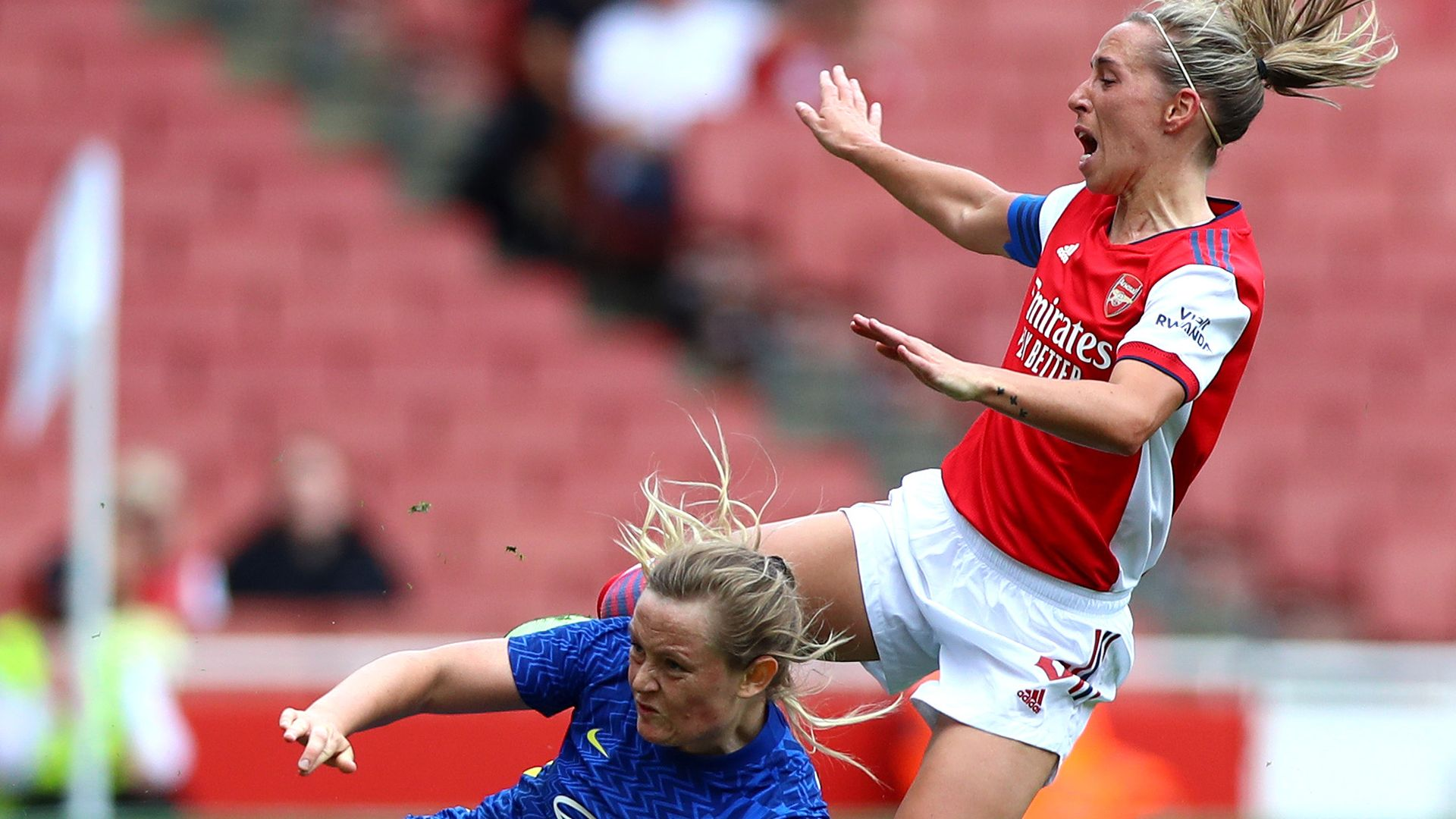Arsenal confirm Nobbs ankle ligament injury