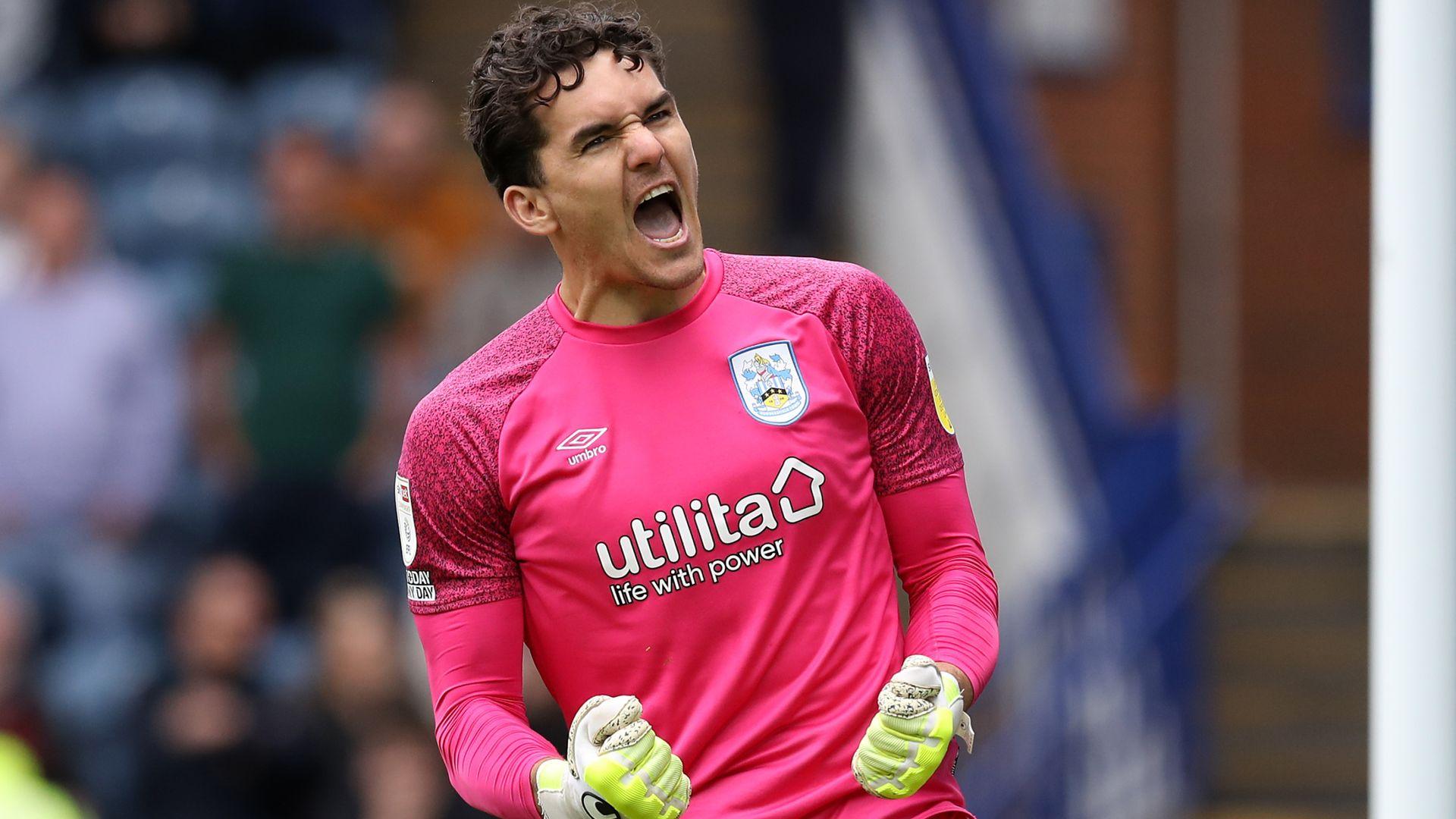 Nicholls penalty heroics as Huddersfield beat Owls