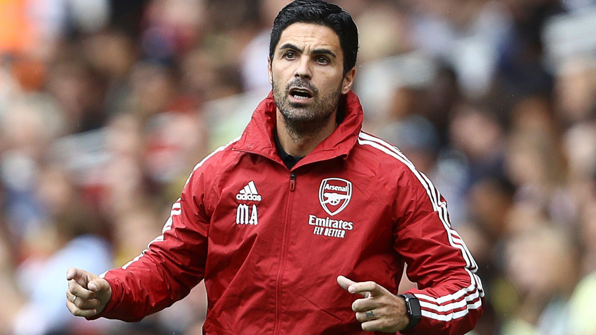 Arteta: Anything possible in final weeks of transfer window
