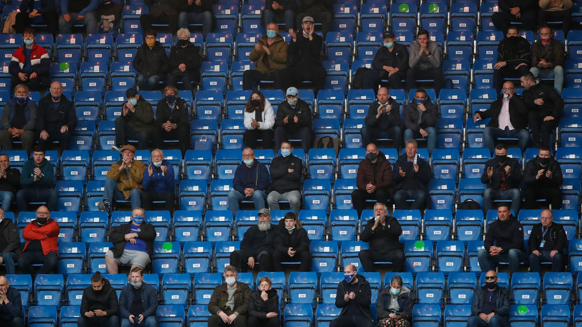 Chelsea ticket holders face missing Palace game