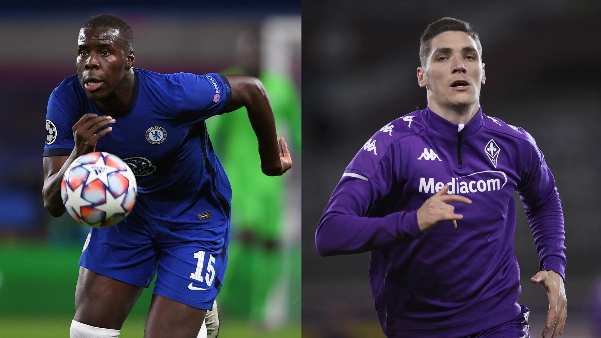West Ham's Zouma deal difficult; Milenkovic talks held
