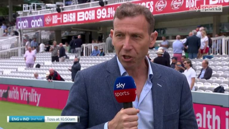 Michael Atherton has criticised the domestic structure in English cricket this summer, describing it as a 'joke'