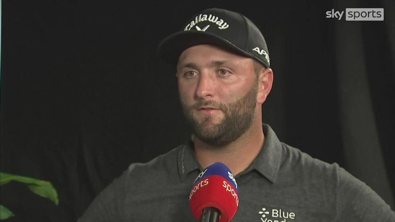 World No 1 Jon Rahm looks back at his bogey-free start to The Northern Trust and explains why his enforced Covid-19 break could be of benefit to him during the FedExCup Playoffs