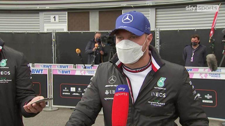 Valtteri Bottas non si è arreso molto quando gli è stato chiesto del suo futuro alla Mercedes dopo questa stagione