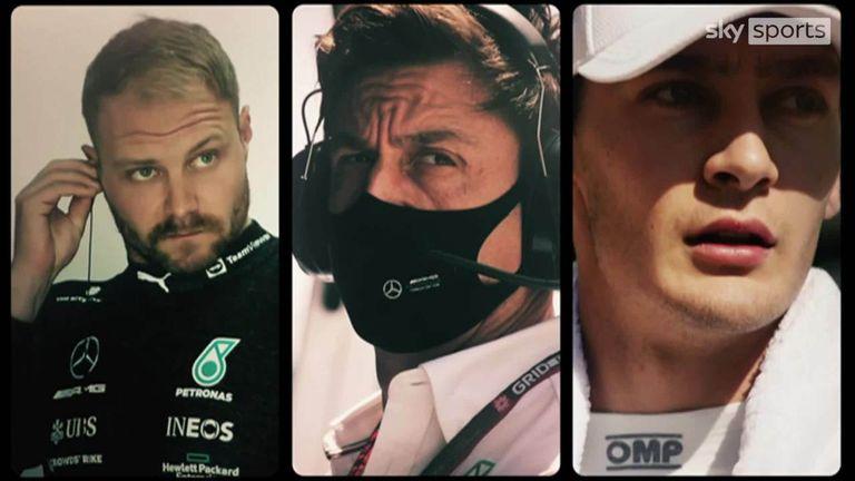 यह F1 में सबसे प्रतिष्ठित सीटों में से एक है, लेकिन अगले साल मर्सिडीज में लुईस हैमिल्टन के साथ साझेदारी करने की संभावना कौन है?