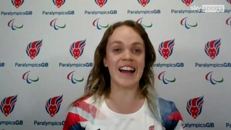 British swimmer Ellie Simmonds says she is honoured to be carrying Team GB's flag at the Tokyo Paralympic Games opening ceremony alongside archer John Stubbs