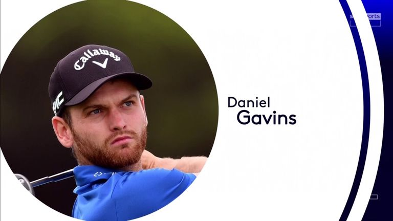 Highlights from Daniel Gavins' final-round 65 at the ISPS Handa World Invitational, where the Englishman produced an incredible comeback to claim a maiden European Tour title