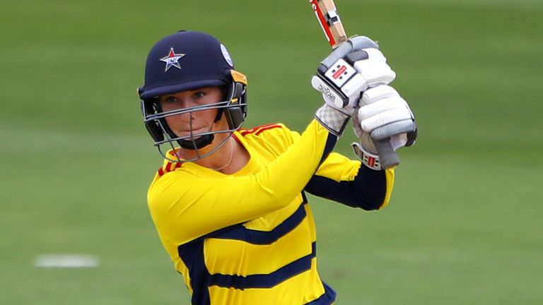 Alice Capsey struck 78 and snared two wickets to cap off another brilliant individual display