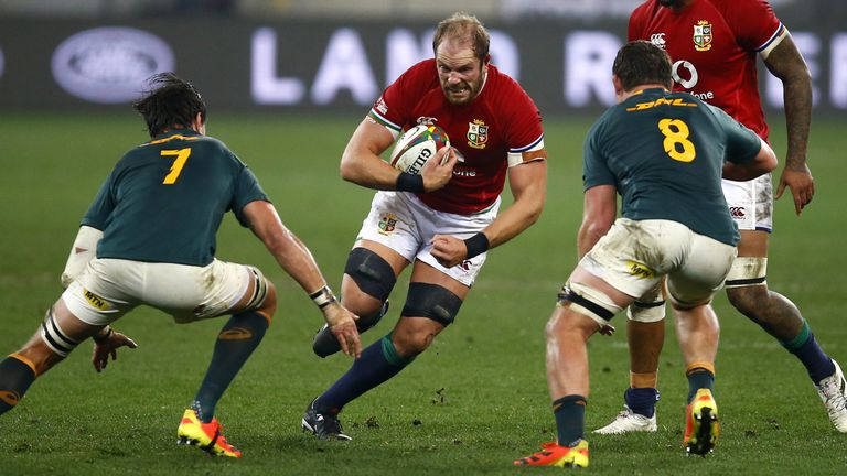 The most recent Lions tour took place this summer, with South Africa recording a 2-1 series win over Warren Gatland's side