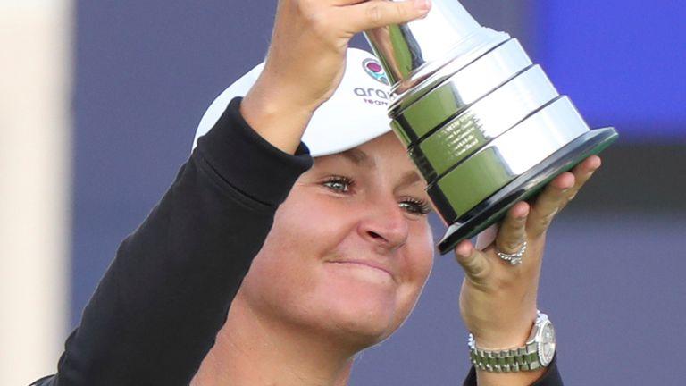 Nordqvist has now won three major titles