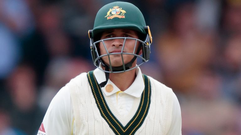 Khawaja has played 44 Test matches for Australia