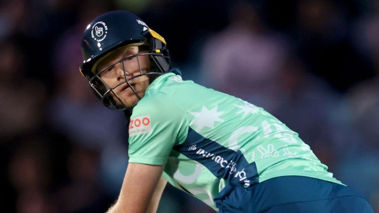 Sam Billings a produit une performance de capitaine alors que les Oval Invincibles ont maintenu leur record de 100% sur le sol national