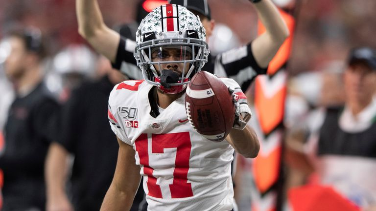 Chris Olave is primed for a huge year with Ohio State