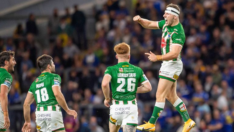 Team of the week: The best players of the 17th day of the Super League |  Rugby League News