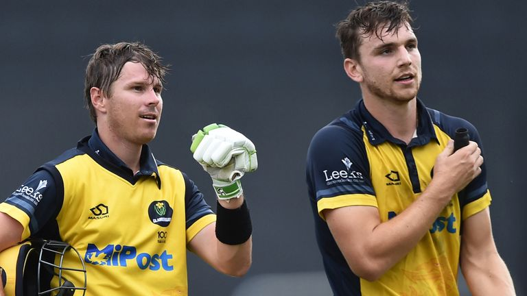 Royal London Cup: Glamorgan qualify for final as Joe Cooke stars with bat and ball against Essex    Cricket News