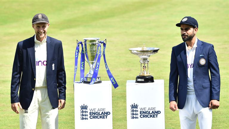 ECB chief executive Tom Harrison says rescheduling a one-off Test match between England and India at Old Trafford would be 'the only good news' to come from today's cancellation.