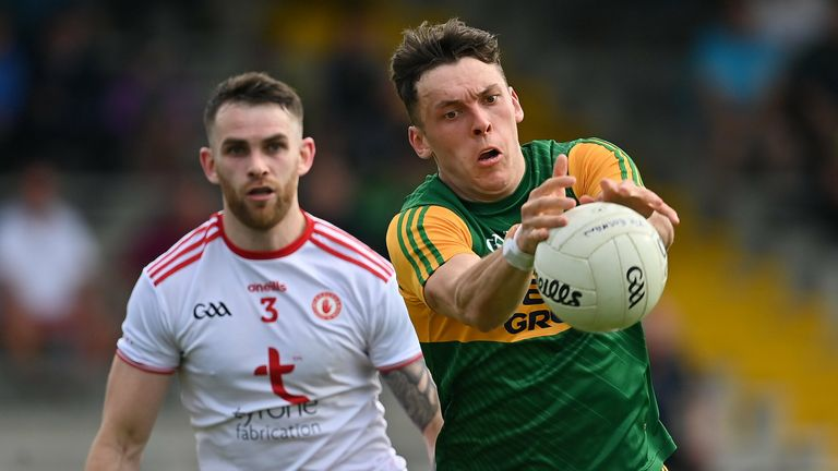 Kerry ran out comprehensive winners when the sides met in the National League earlier in the summer