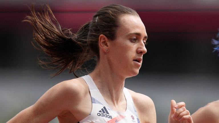 Laura Muir will aim to challenge for a medal in the women's 1500m on Friday