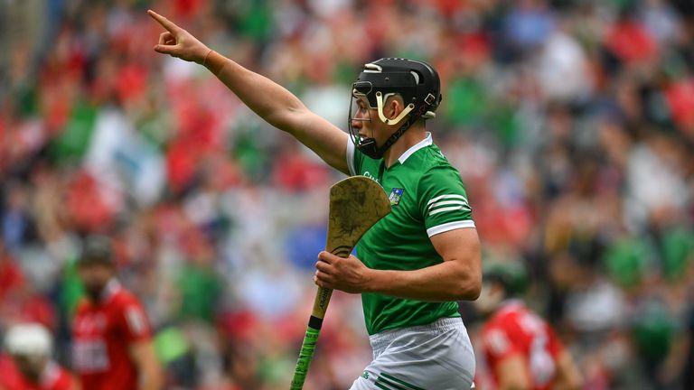 Limerick put three goals past Cork in the first half