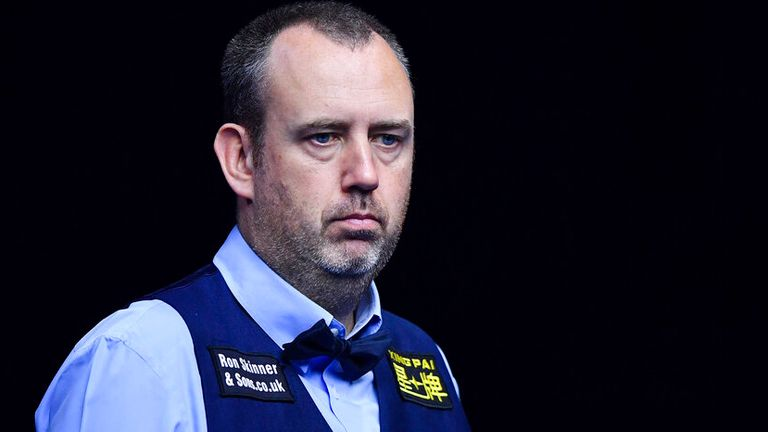 Mark Williams added a second British Open title to his list of achievements (Imaginechina via AP Images)