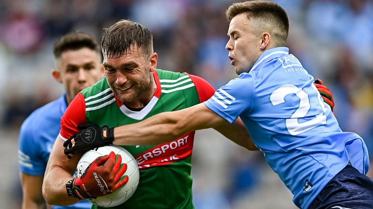 Highlights of Mayo's victory over Dublin