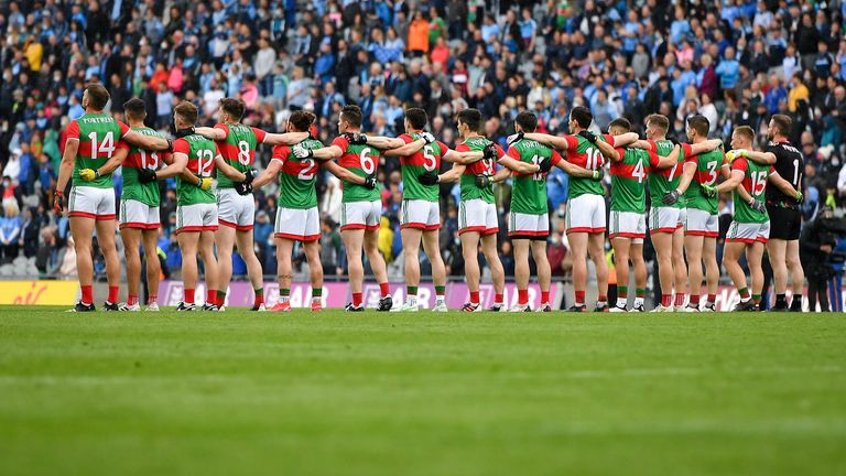 Mayo will be looking to end a 70-year wait