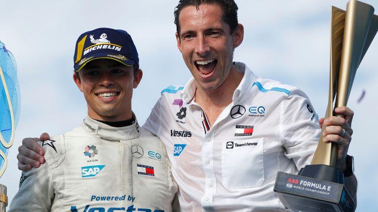 Christian Horner en Toto Wolff over de vraag of Alex Albon en Nick de Vries terugkeren naar de Formule 1.