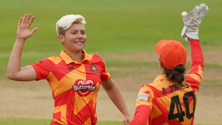 England stars Eve Jones, Linsey Smith, Maia Bouchier and Issy Wong to star in WBBL, live on Sky Sports |  Cricket News