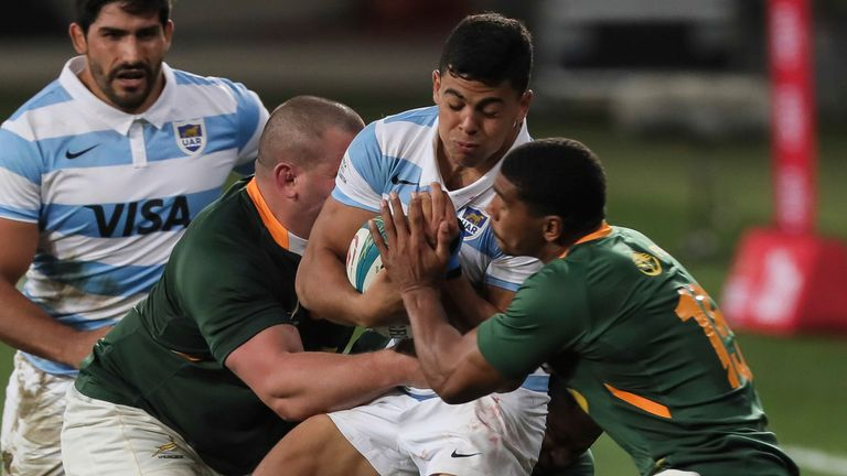South Africa have beaten Argentina twice, and will now face games against the Wallabies and All Blacks
