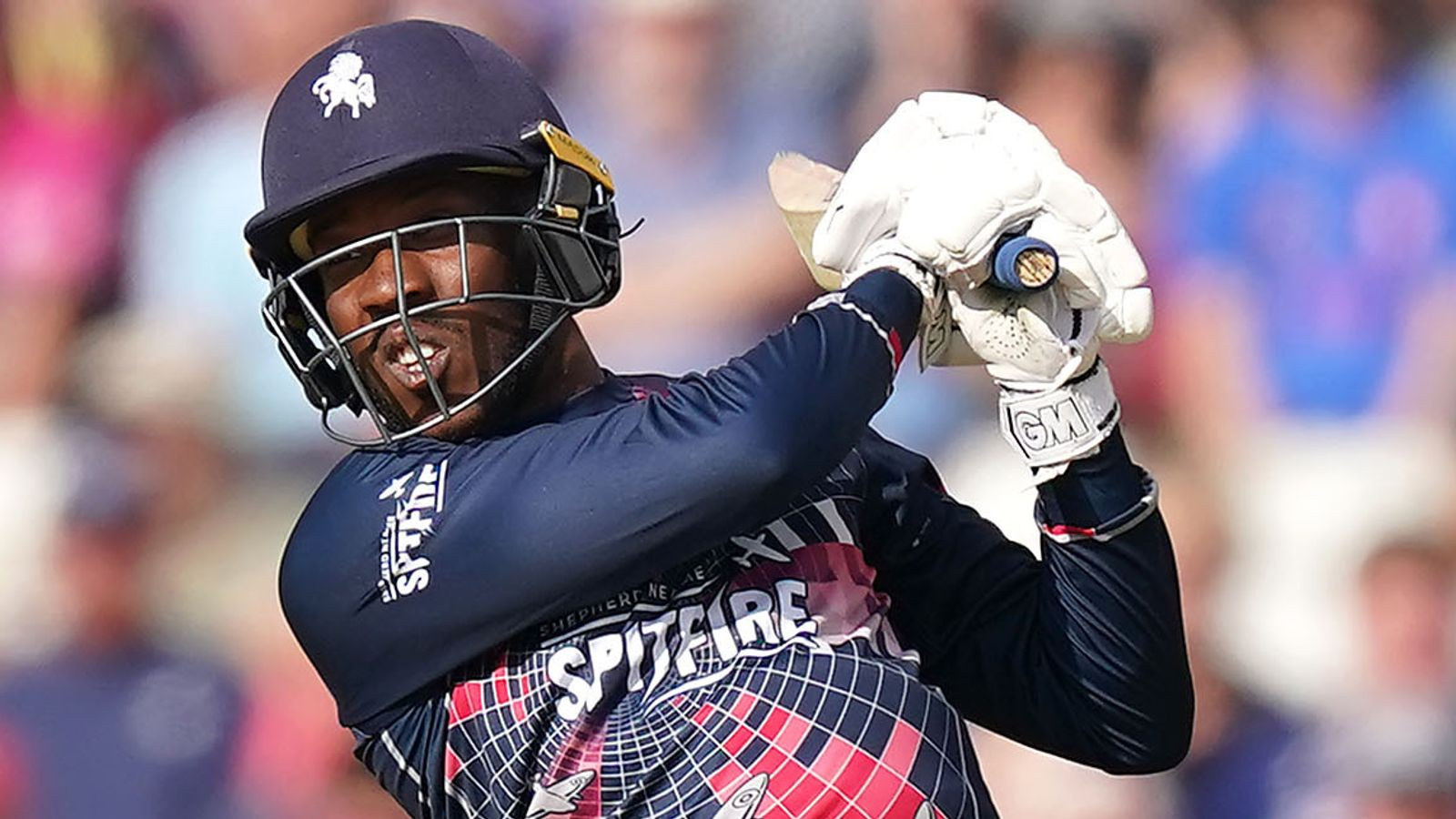 Kent hammer Sussex to book their spot in Vitality Blast final against Somerset