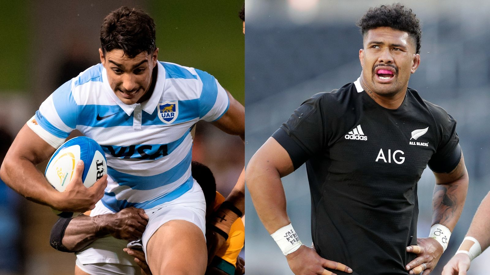 Argentina vs New Zealand: Pumas take on All Blacks in Rugby Championship live on Sky Sports
